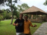 made suyasa handle mr.ROBERT NAVARRO . thankyou for your trust to use our services at NADI BALI tour